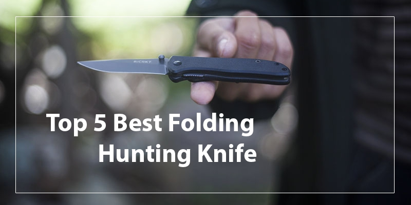 Top 5 Folding Hunting Knife